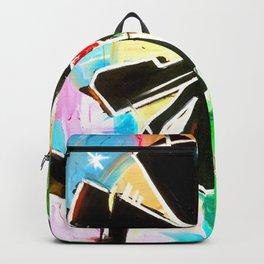 Heart Flower Backpack