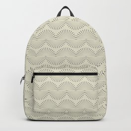 Colored Fifties Pattern 10 Backpack