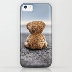 Teddy Blue iPhone 5c Slim Case