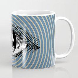 Pop Art Eye Coffee Mug