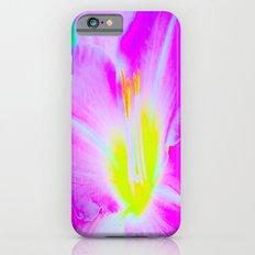 Electric Bloom Slim Case iPhone 6s