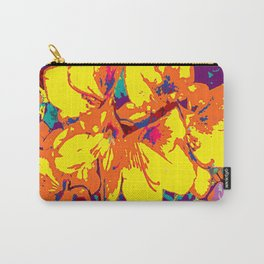 Yellow Azaleas Carry-All Pouch