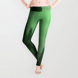 Cactus - Abstract Leggings