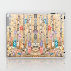 Cute Monsters Laptop & iPad Skin
