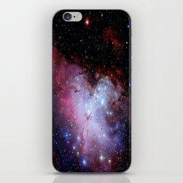 Eagle Nebula / pillars of creation iPhone Skin