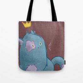 Royal Kitty Tote Bag