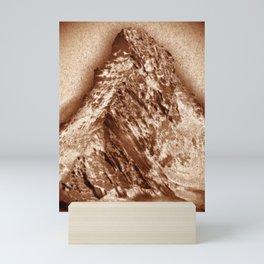 Matterhorn Mountain, Switzerland Mini Art Print