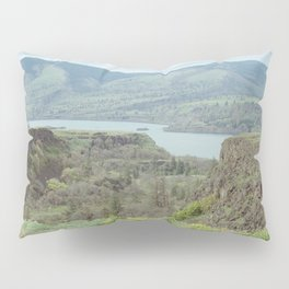 Tom McCall Preserve Looking Out at The Columbia River Gorge Pillow Sham