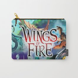 Wings Of Fire All Dragon Carry-All Pouch