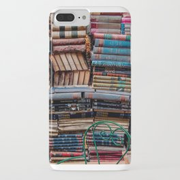 Book nook, Venice Italy iPhone Case
