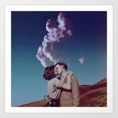 'Last Kiss' Art Print