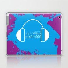 The Music Brain Laptop & iPad Skin