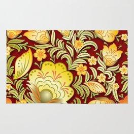 Art Flowers V2 Rug