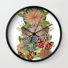 Summersong Wall Clock