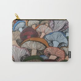 Colorful Mush Carry-All Pouch