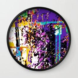Colonnade Wall Clock