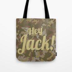 Hey Jack! Tote Bag