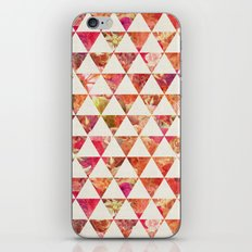 FLORAL FLOWWW iPhone & iPod Skin