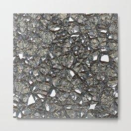 Jagged Stone 3A Metal Print