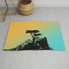 The Lone Cypress Rug