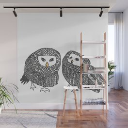 Owl Always Love You Wall Mural