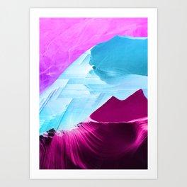 Incalculable Circumstance Art Print