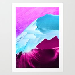 Incalculable Circumstance Art Print