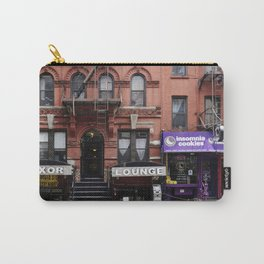 Stores and business in MacDougal Street, NYC Carry-All Pouch
