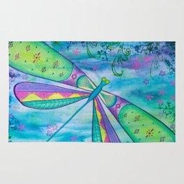 Dragonfly III Rug