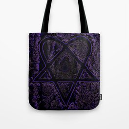 Nightmare Heartagram Tote Bag