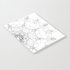 mandala - muse 6 Notebook