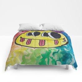 Tye Dye Smyley Comforters