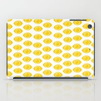 gumball iPad Cases featuring Gumball Eyes by Shelby Thompson