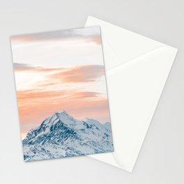 Gloaming Aoraki Stationery Cards