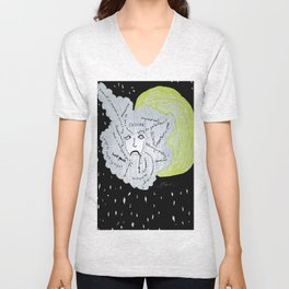 Partly Cloudy Unisex V-Neck