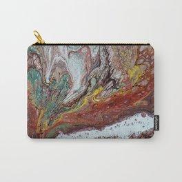 Naissance, acrylic on canvas Carry-All Pouch
