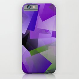 Field of lavender ... iPhone Case