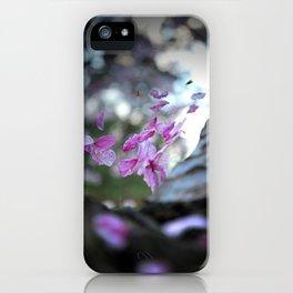 Eden Rain iPhone Case