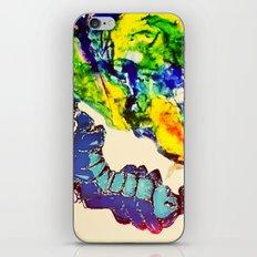 caturpillur iPhone & iPod Skin