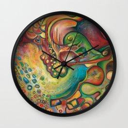 Gumball Wall Clock