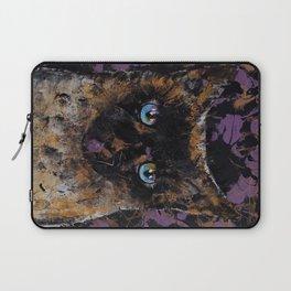 Balinese Cat Laptop Sleeve