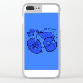 10-Speed -- Take 2 Clear iPhone Case