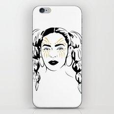Queen B Tribe iPhone & iPod Skin