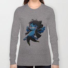 Chibi Luc (Expression 2) Long Sleeve T-shirt