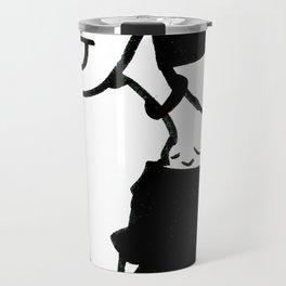 Flipped Out Travel Mug