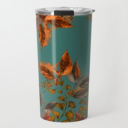 Dark Forest (Copper) Travel Mug