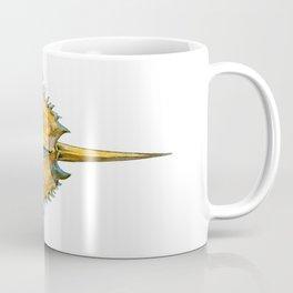 Brown Horseshoe Crab Coffee Mug