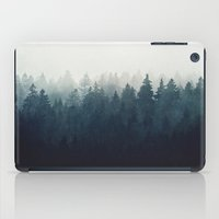 marina and the diamonds iPad Cases featuring A Wilderness Somewhere by Tordis Kayma
