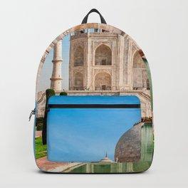 Wonderful Famous Historic Castle Asia UHD Backpack