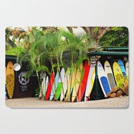 North Shore Surf '14 Cutting Board